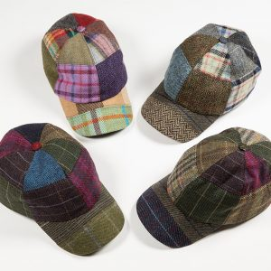 John Hanly & Co. Mens Baseball Cap  multi-colour