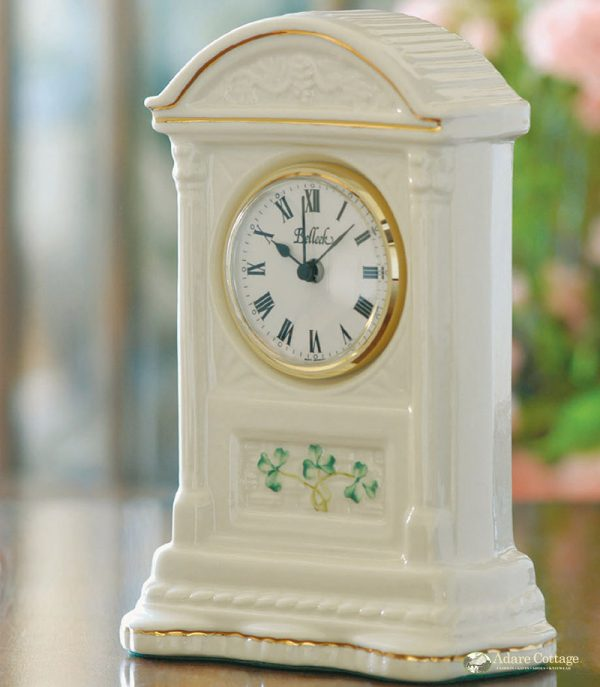 Belleek Clock  Glenveigh Clock