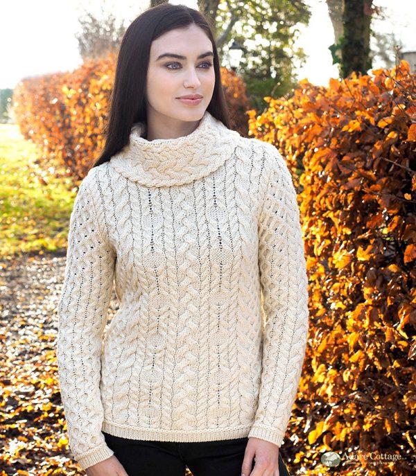 Westend Glencar Fuschia Ladies Knitwear