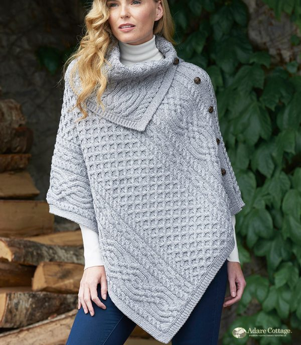 Westend Tipperary Soft grey Ladies Knitwear