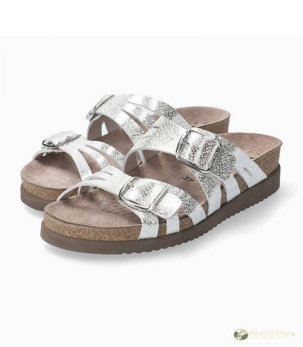 Mephisto Helisa Silver Ladies Footwear