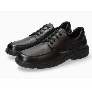 Mephisto Douk Black Mens Footwear