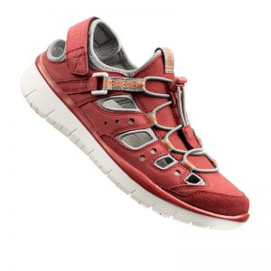 Allrounder Lucera Red Ladies Footwear