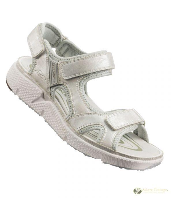 Allrounder Its Me Silver Ladies Footwear