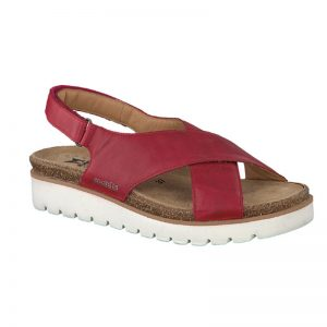 Mephisto Tally Red Ladies Footwear