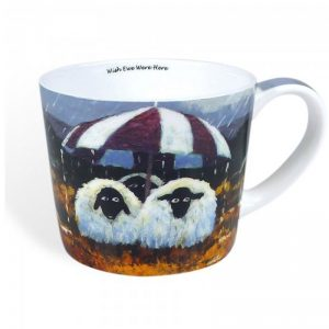 Thomas Joseph Wish ewe were here Mug