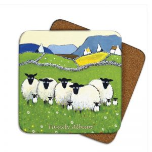 Thomas Joseph Family Album Coaster
