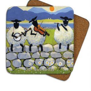 Thomas Joseph Blewe Grass Coaster