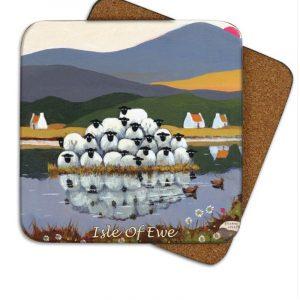 Thomas Joseph Isle of ewe Coaster