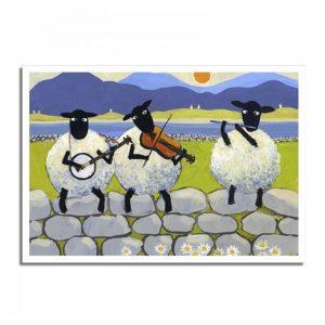 Thomas Joseph Blewe grass Print