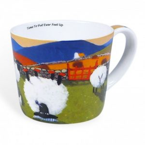 Thomas Joseph Time to put your Feet up Mug