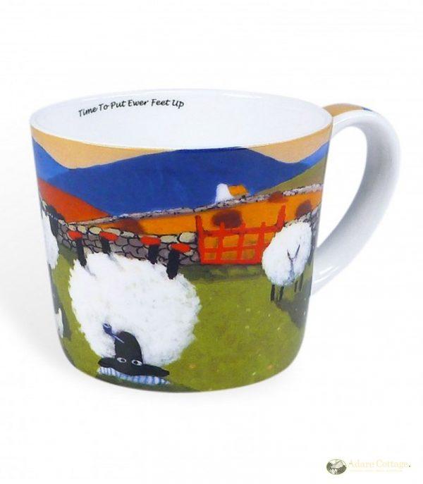 Thomas Joseph Time to put your Feet up Mug