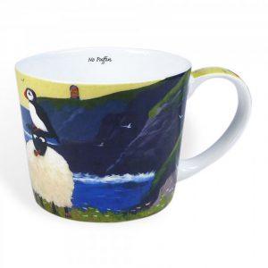Thomas Joseph No Puffin Mug