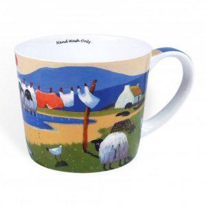 Thomas Joseph Hand Wash Only Mug