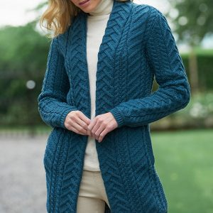 Westend Bandon Teal Ladies Knitwear