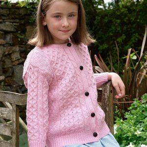 Westend Girls Cardigan Pink Girls Kids