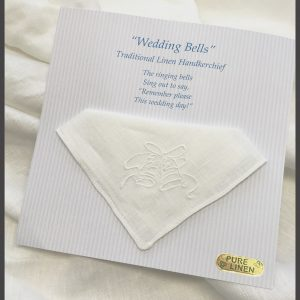 Wedding Bells Handkerchief