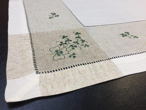 Kinsale Shamrock Tablecloth