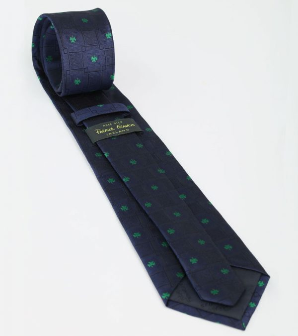 ACS Celtic Design Blue Tie 3