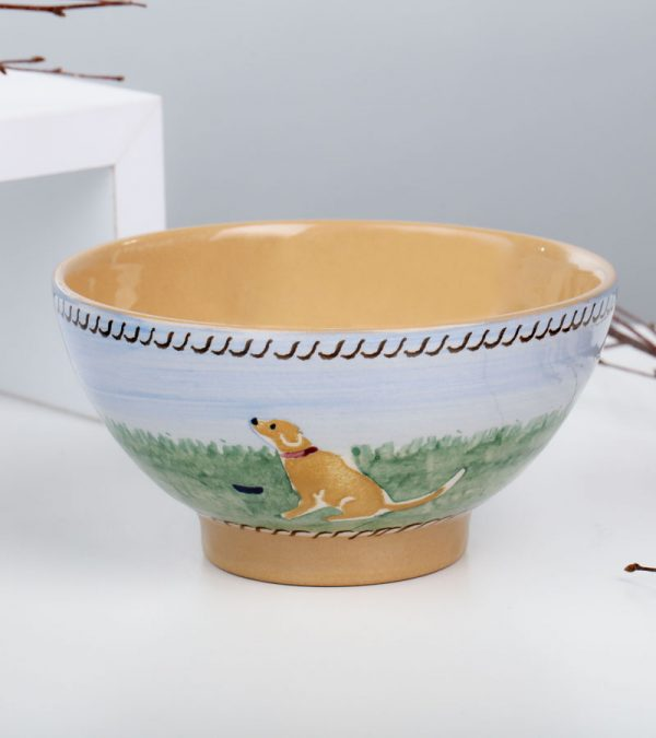ACS Nicholas Mosse Farm Dog Small Bowl 1 DC