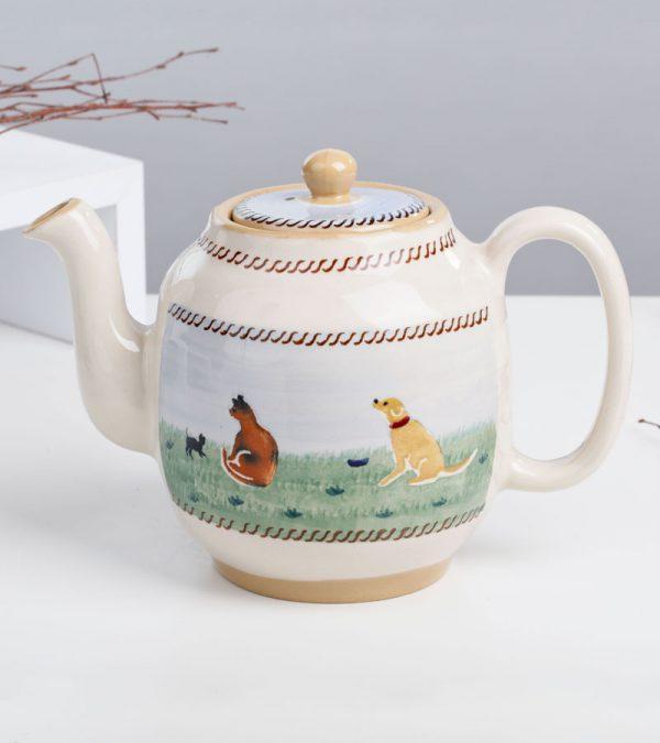 ACS Nicholas Mosse Farm Teapot 2 DC
