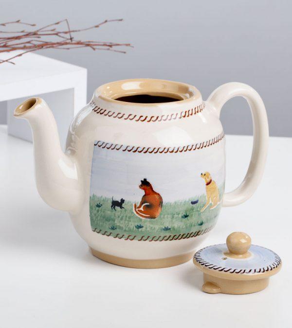 ACS Nicholas Mosse Farm Teapot DC