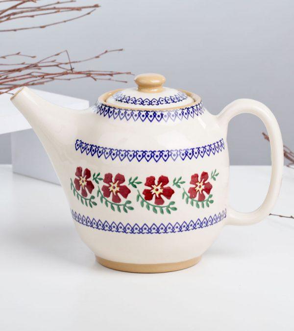 ACS Nicholas Mosse Old Rose Teapot 1 DC