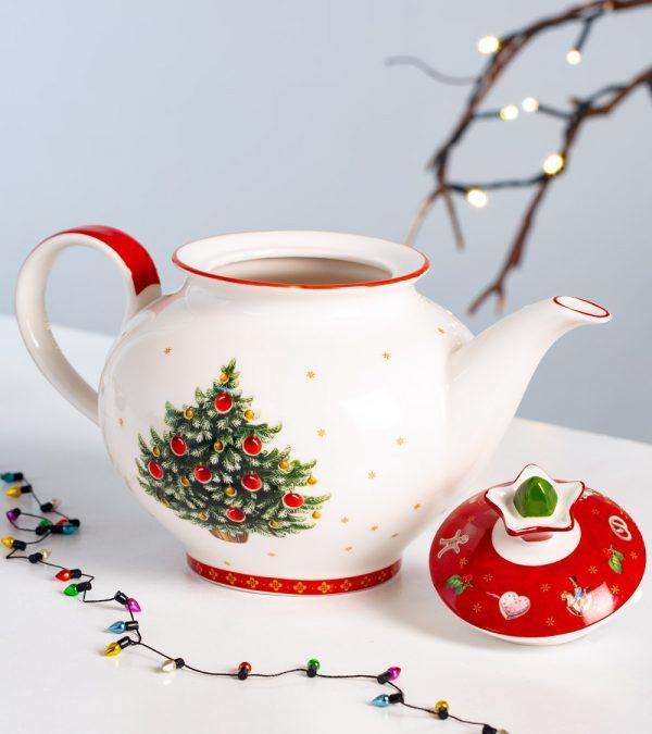 ACS Villeroy Boch Winter Bakery Collection Teapot Styled 3 Web