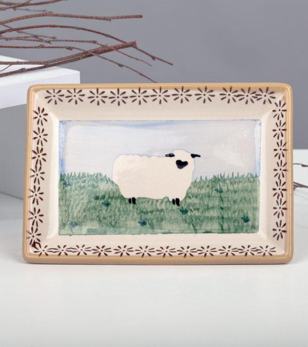 ACS Nicholas Mosse Farm Sheep Plate 1 DC WEB
