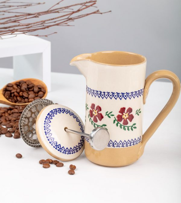 ACS Nicholas Mosse Old Rose Coffee Pot 3 WEB