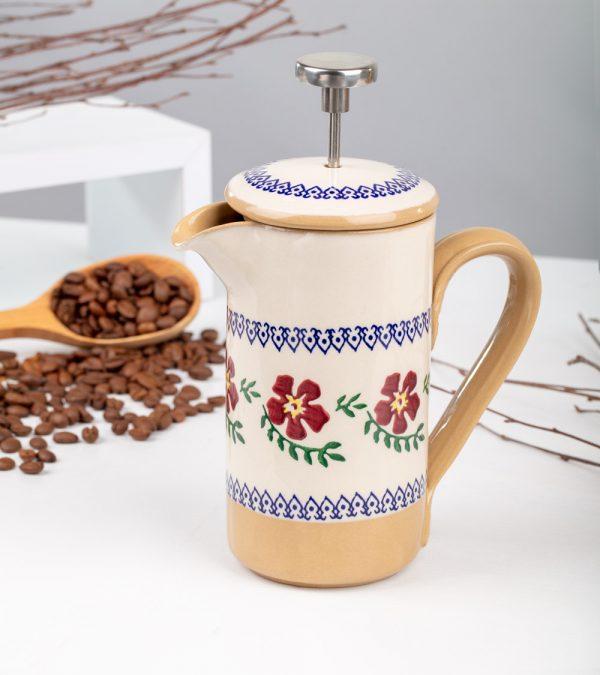 ACS Nicholas Mosse Old Rose Coffee Pot 4 WEB