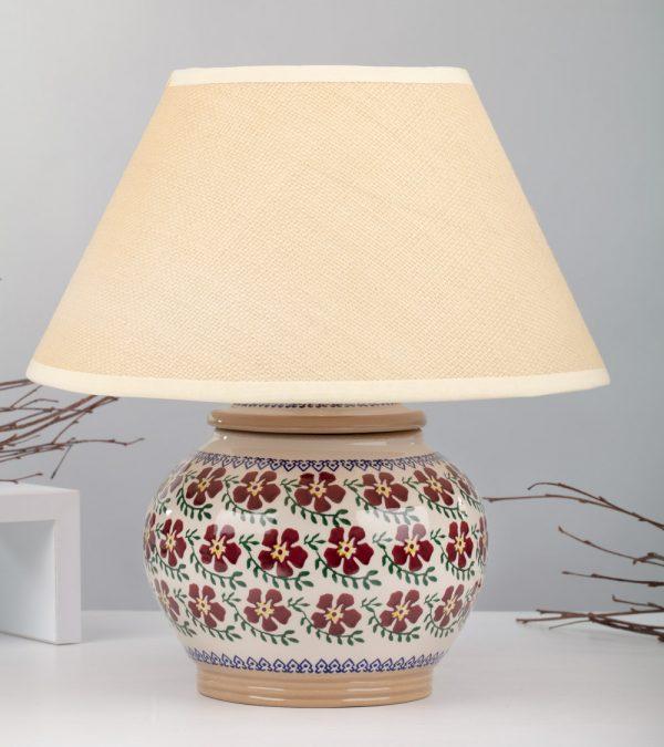 ACS Nicholas Mosse Old Rose Lamp 1 WEB