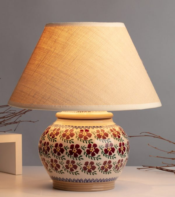 ACS Nicholas Mosse Old Rose Lamp 2 WEB