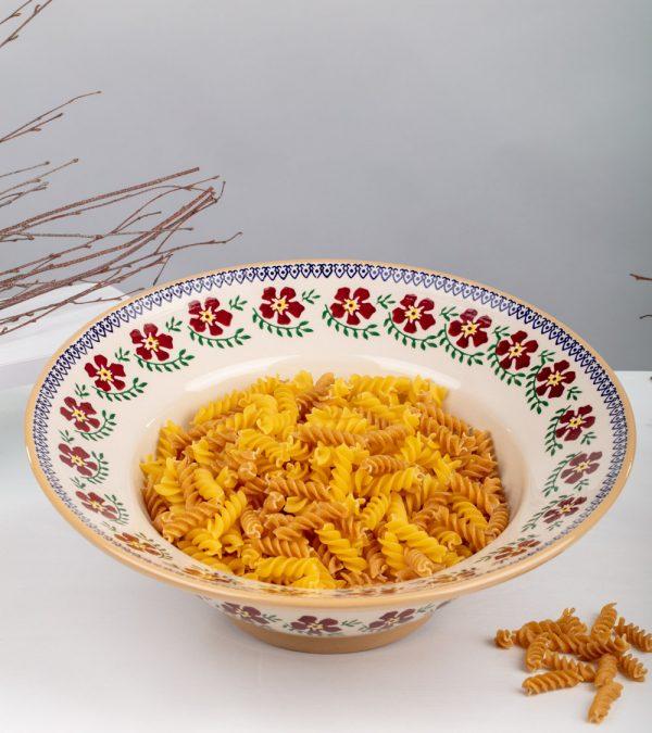 ACS Nicholas Mosse Old Rose Serving Pasta Bowl 5 WEB