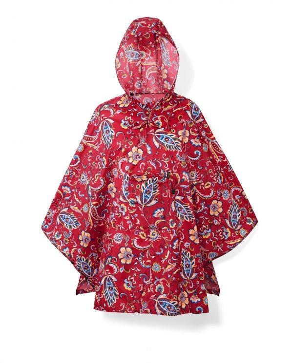 AN3067 mini maxi poncho paisley ruby reisenthel Web P 011