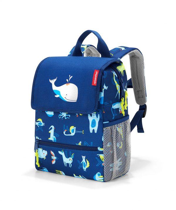 IE4066 backpack kids abc friends blue reisenthel Web P 01