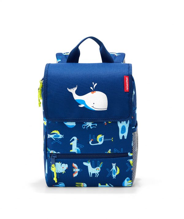 IE4066 backpack kids abc friends blue reisenthel Web P 02