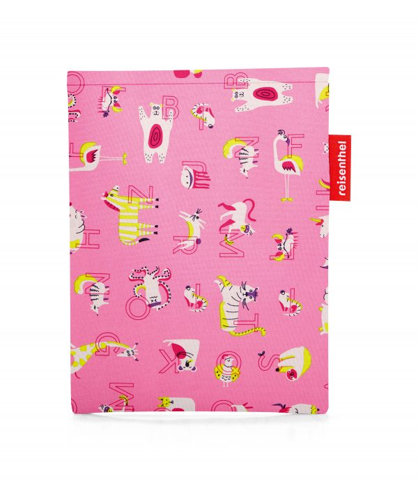 IG3066 mini maxi poncho M kids abc friends pink reisenthel Web P 02
